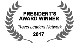 Travel Leaders Network - President's Award Winner 2017