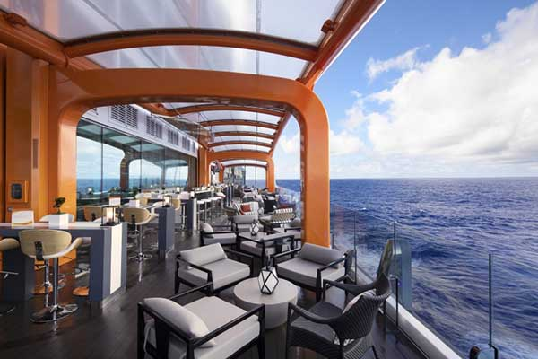 Celebrity Cruises - Magic Carpet