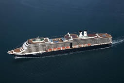 Holland America Line - ms Nieuw Amsterdam