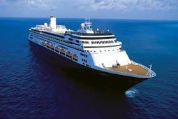 Holland America Line - ms Zaandam