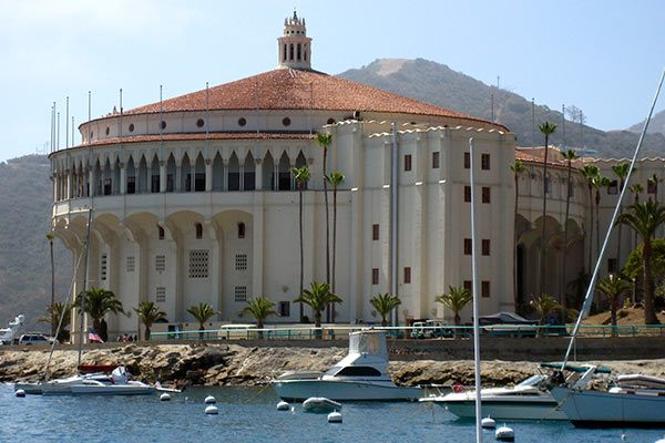 Catalina Casino in Baja Mexico