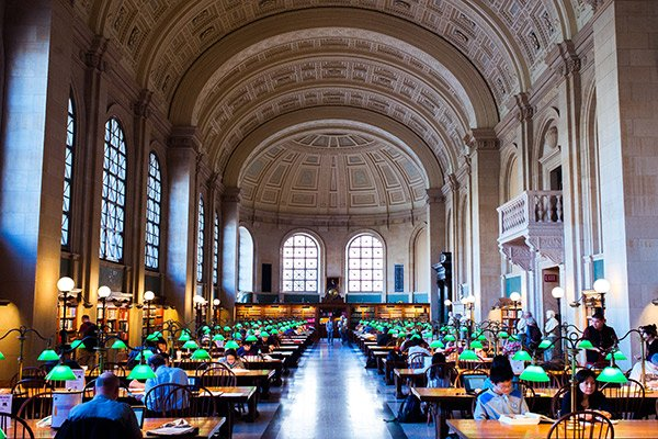 Boston PublicLibrary