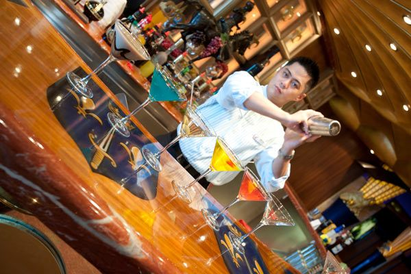 Mixologist Competitions