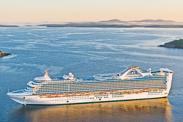 Princess Cruises - Caribbean Princess