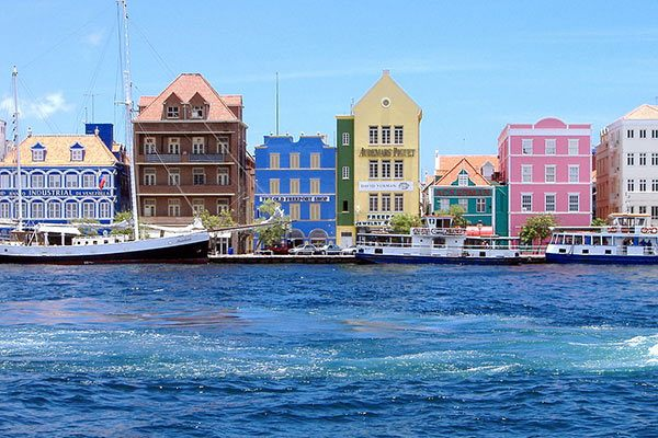 Downtown Curaçao