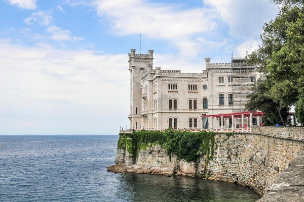 Castello do Miramare Trieste
