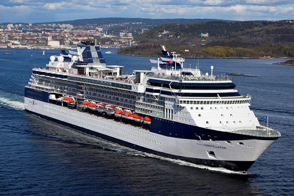 Celebrity Cruises - Celebrity Constellation