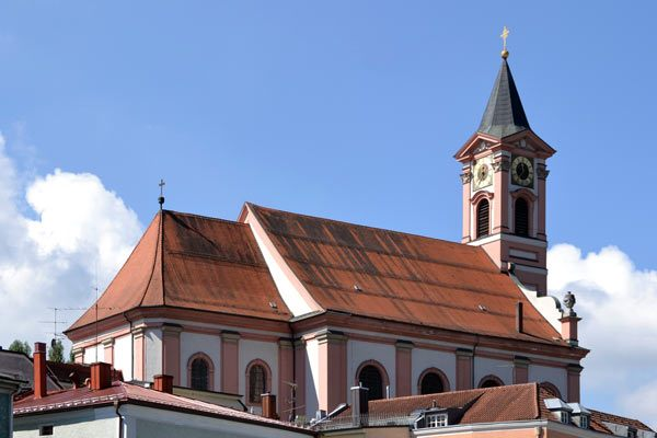 Church of St. Paul in Passau