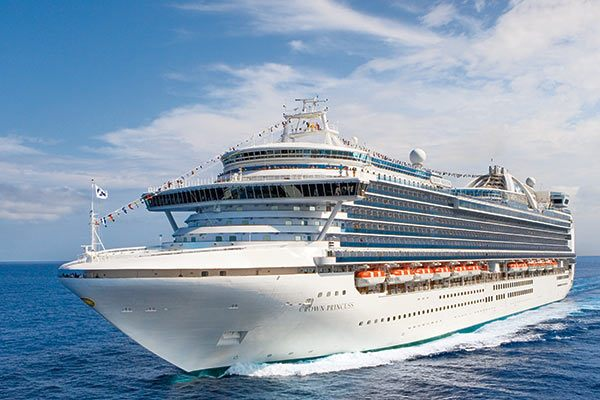 Princess Cruises - Crown Princess