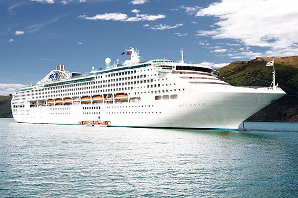 Princess Cruises - Dawn Princess