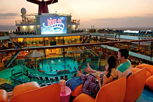 Carnival conquest cruise ship deals from - Dive in movie ...