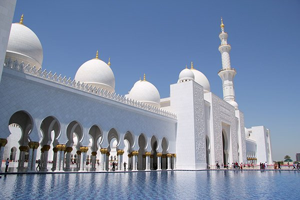 Dubai Grand Mosque