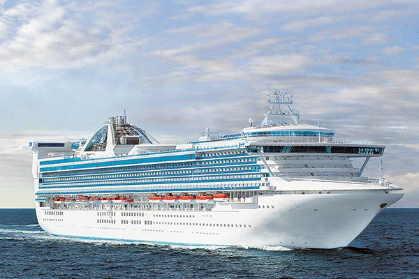 Princess Cruises - Golden Princess