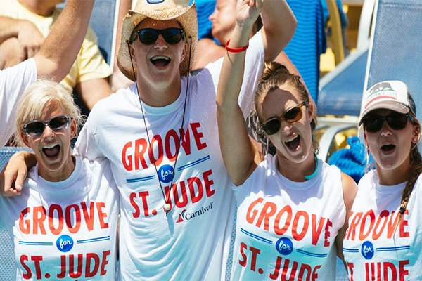 Groove for St. Jude's