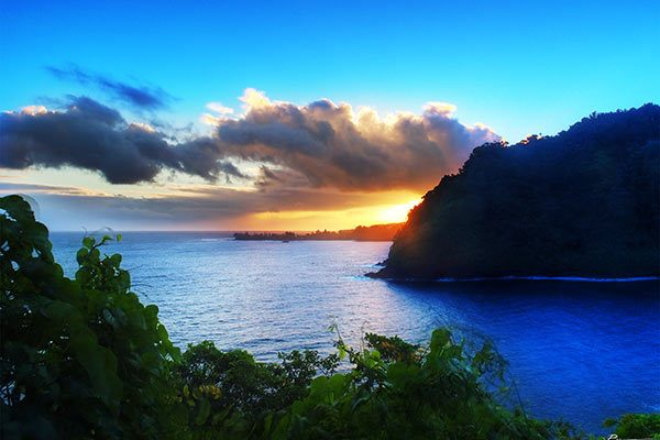 Road to Hana, Hawaii