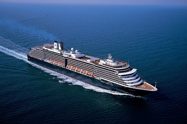 Holland America Line - ms Oosterdam