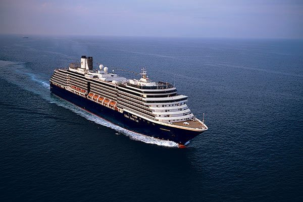 Holland America Line - ms Zuiderdam