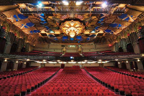 Los Angeles Pantages Theatre