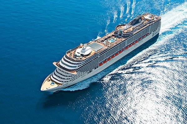 MSC Divina | Cruise Ship Deals from CruiseDirect com