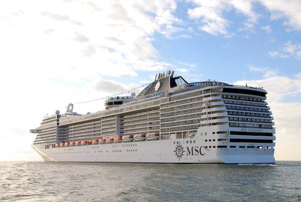 MSC Fantasia | Cruise Ship Deals from CruiseDirect com