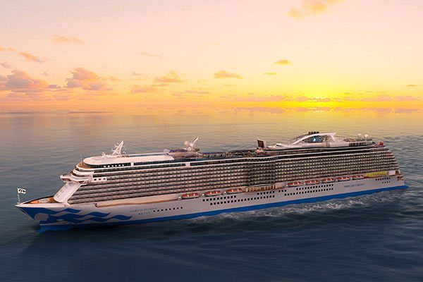 Princess Cruises - Majestic Princess