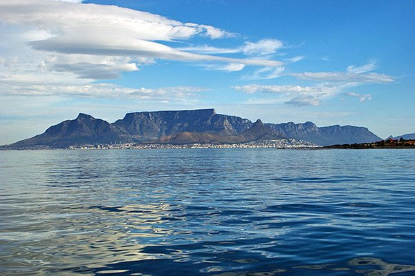 Majestic Table Mountain