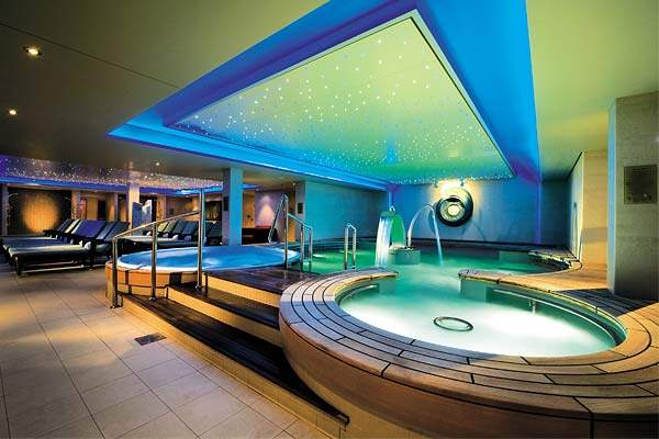 Mandara Thermal Spa Suite