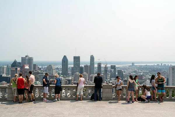 Montreal Mount Royal