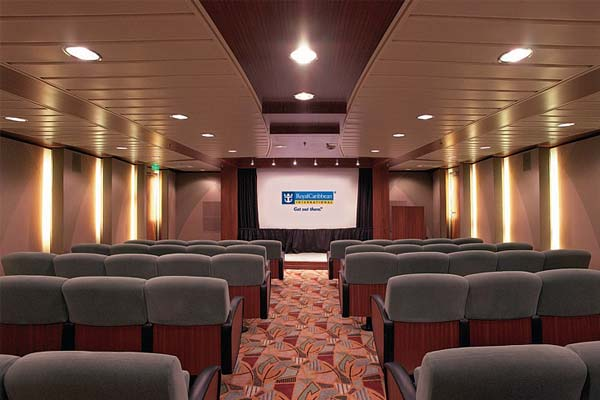 Movies at Sea