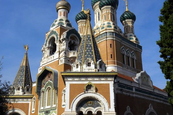 Nice Eglise Russe