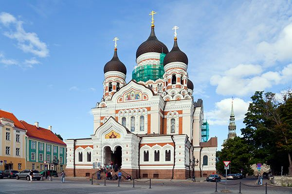 Alexander Nevsky Cathedral, Russia