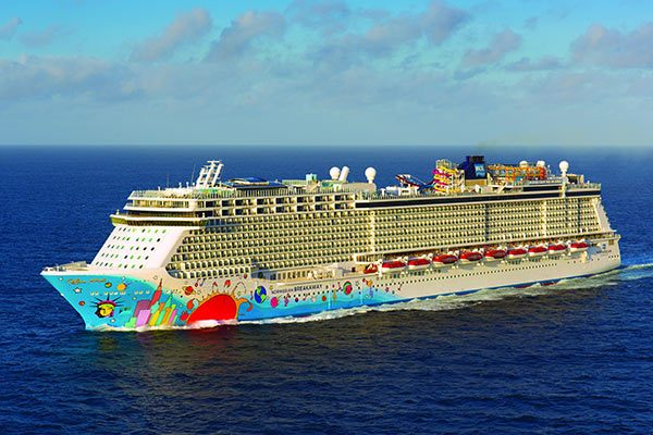Norwegian Cruise Line - Norwegian Breakaway