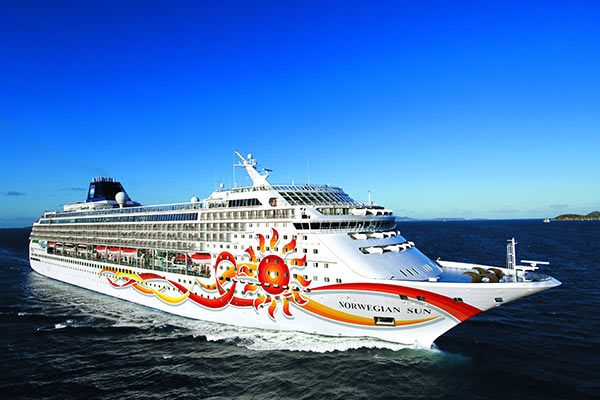 Norwegian Cruise Line - Norwegian Sun