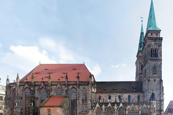 Nuremberg St. Sebaldus Church