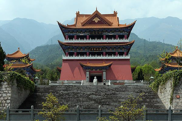 Dali Ancient City, Yunnan