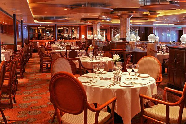 Pacific Moon Dining Room