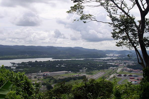 Ancon Hill, Panama
