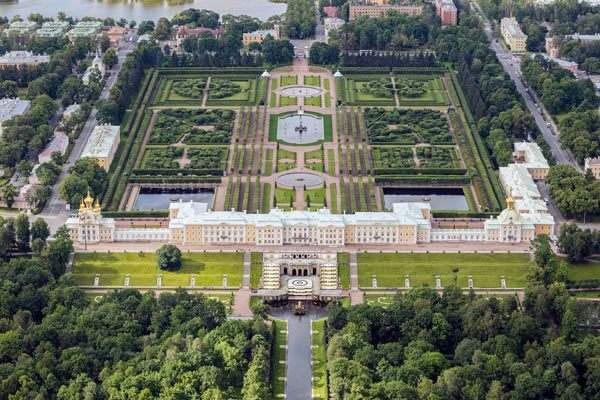 Peterhof Place