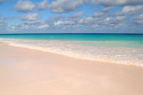 Pink Sand Beaches in Bermuda