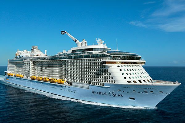 Royal Caribbean Cruises - Anthem of the Seas