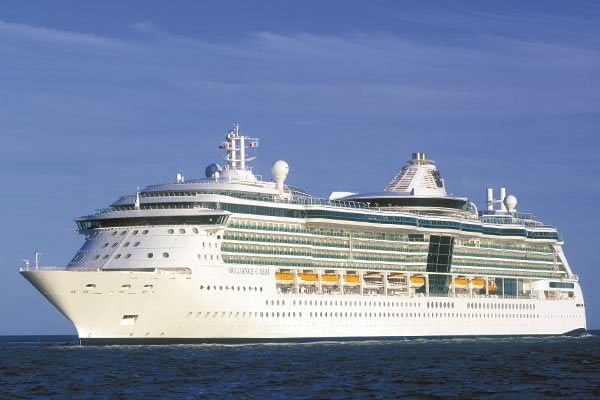 Royal Caribbean Cruises - Brilliance of the Seas