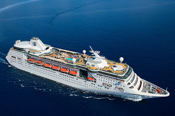 Royal Caribbean Cruises - Empress of the Seas