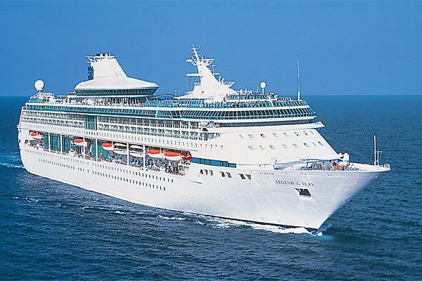 Royal Caribbean Cruises - Legend of the Seas