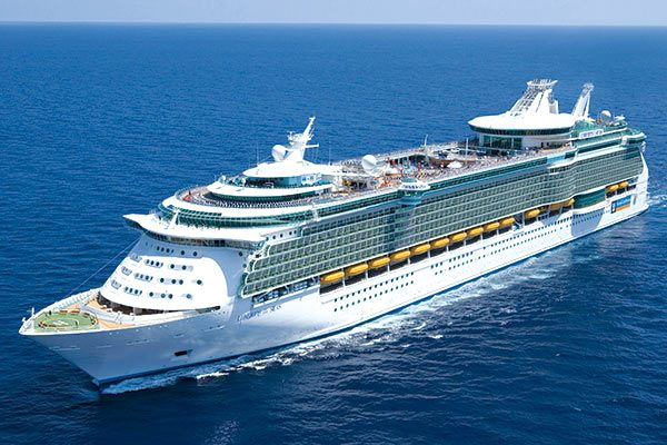 Royal Caribbean Cruises - Liberty of the Seas