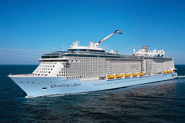 Royal Caribbean Cruises - Quantum of the Seas