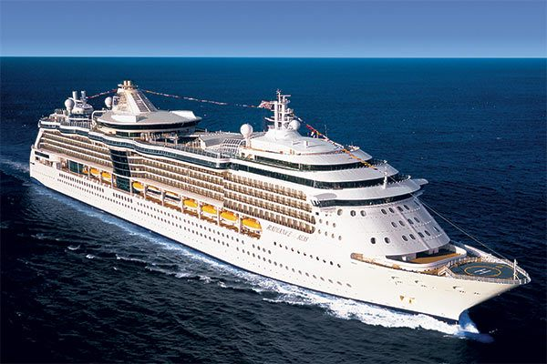 Royal Caribbean Cruises - Radiance of the Seas