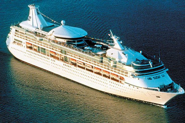 Royal Caribbean Cruises - Rhapsody of the Seas