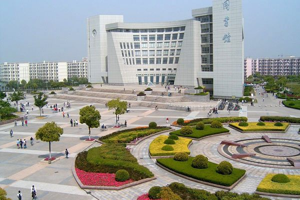 SHU Library in Baoshan