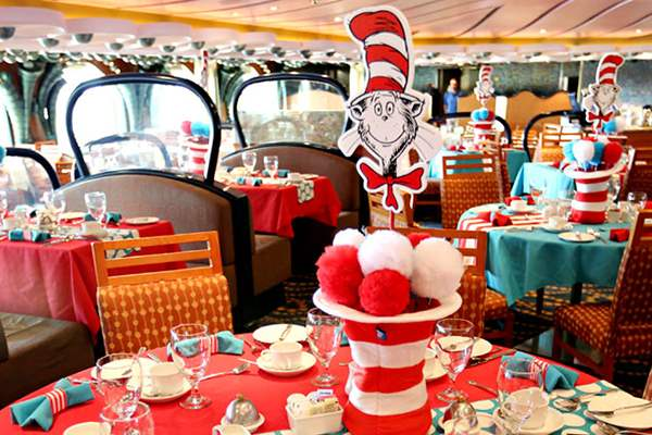 Suess at Sea