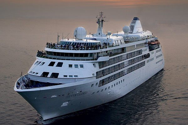 Silversea Cruises - Silver Cloud